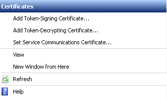 Expiring AD FS 2 0 Token Signing Certificates | The Access Onion