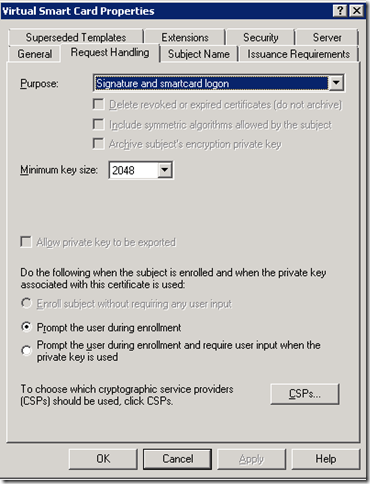 Pki the access onion on the enterprise certification authority ca we can duplicate the built in smartcard logon template found in certificate services using the v2 windows yadclub Image collections