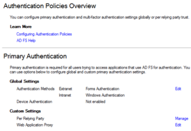 First Impressions – AD FS and Window Server 2012 R2 – Part II | The