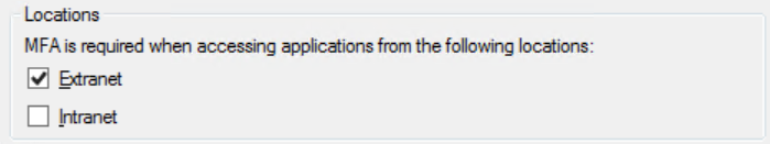 MFA Conditional Access Policies in AD FS 2012 R2 | The Access Onion