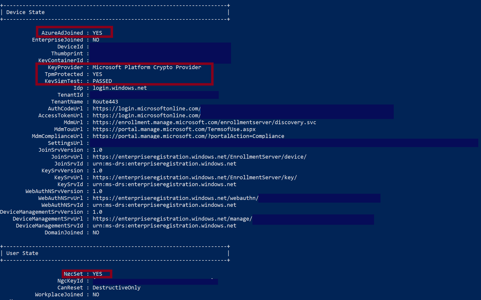 Windows 10 Passwordless – Azure AD Join, Microsoft Intune and